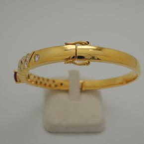 珠寶維修-手環加裝安全扣