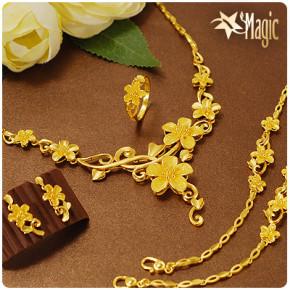 黃金套組-幸福永恆(約重15錢)