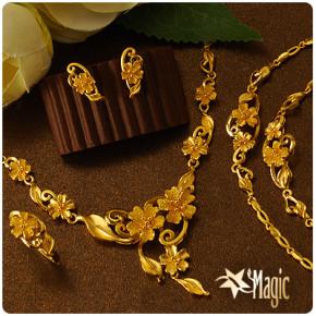 黃金套組-愛的宣言(約重10錢)