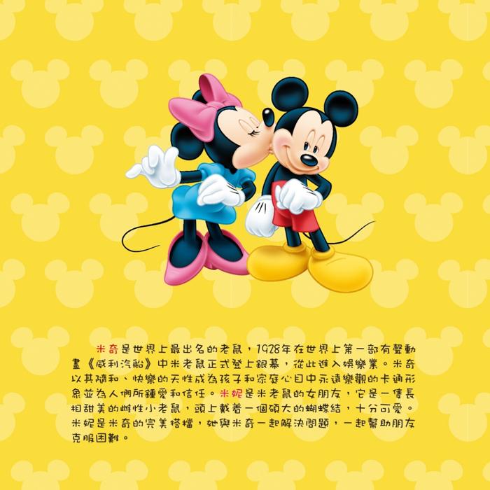 迪士尼TSUM金飾-米奇、米妮2