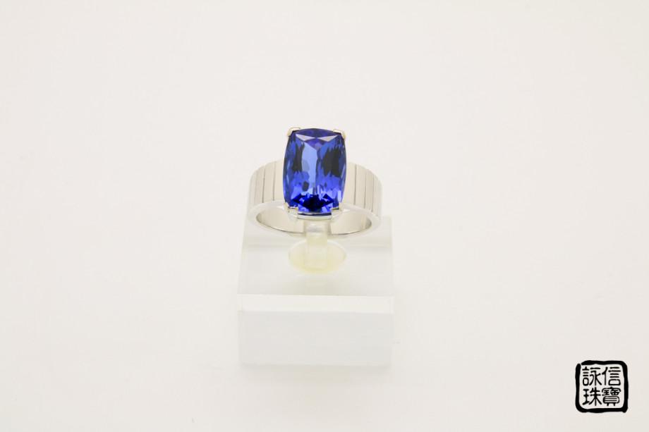 藍寶石對戒3