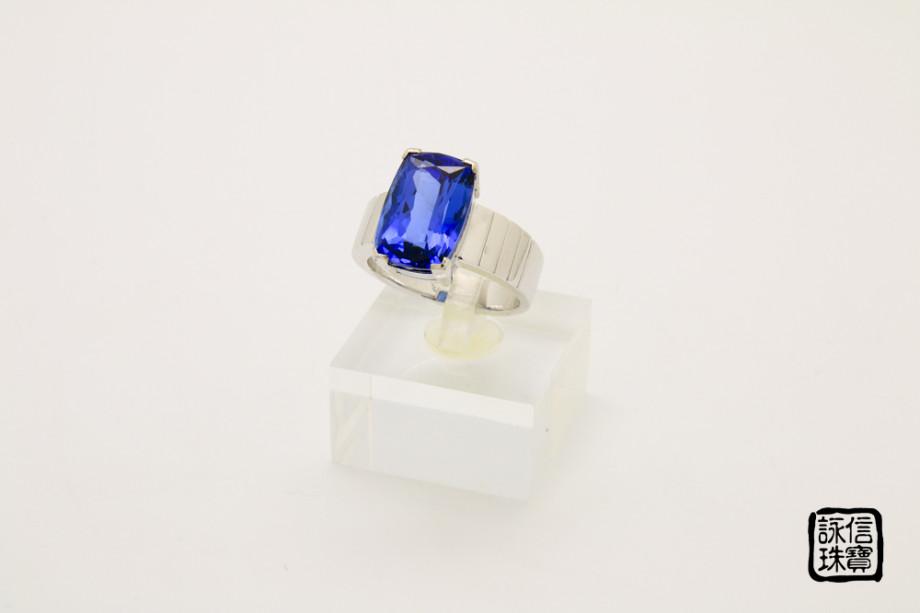 藍寶石對戒4