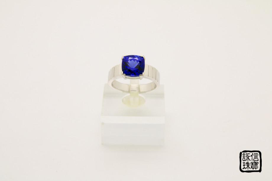 藍寶石對戒5