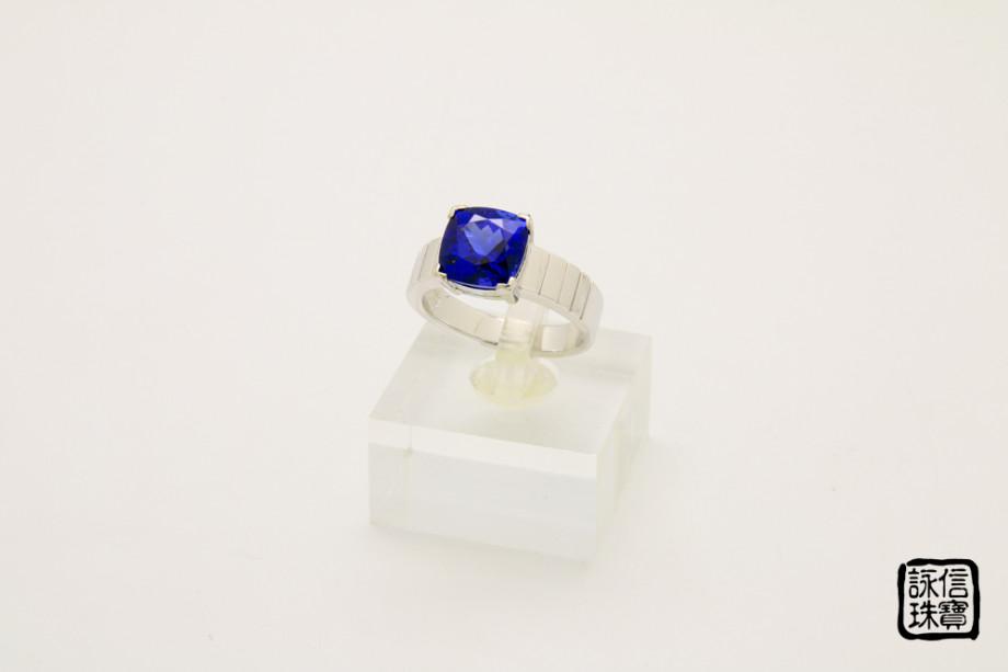 藍寶石對戒6