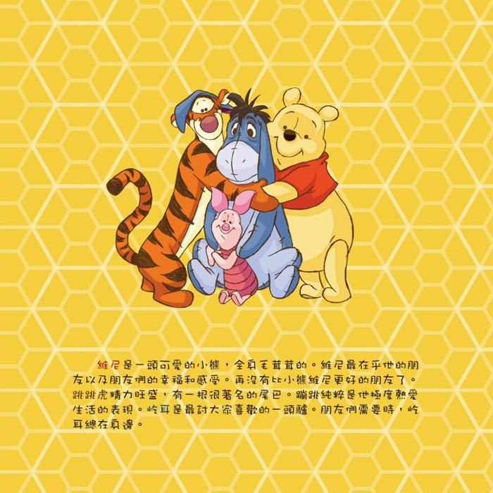 迪士尼TSUM金飾-维尼、跳跳虎、屹耳2