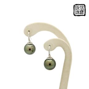 珠寶訂製-南洋珠耳環