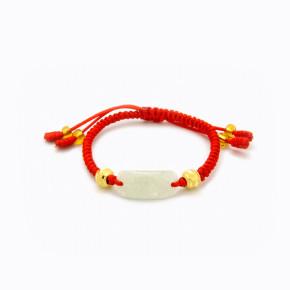 中國結彌月金飾-富貴