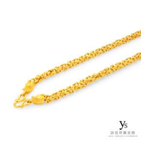 黃金項鍊-金龍黃金項鍊