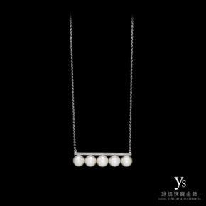 珠寶訂做-日本珠項鍊
