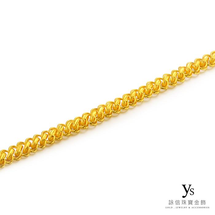 黃金項鍊-男生黃金項鍊