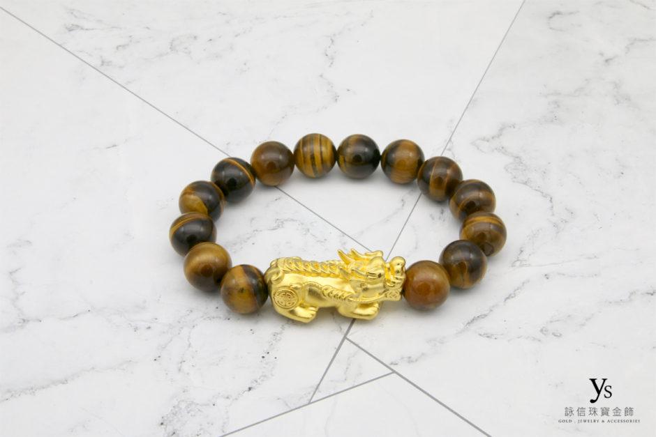 黃金貔貅手珠1842505
