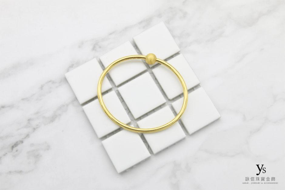 黃金手環18032