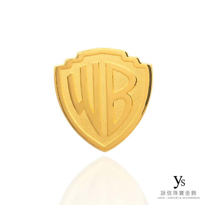 客製化金幣訂做-盾牌造型黃金金幣訂做