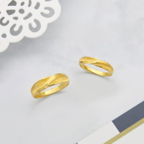 新款到貨-黃金對戒推薦