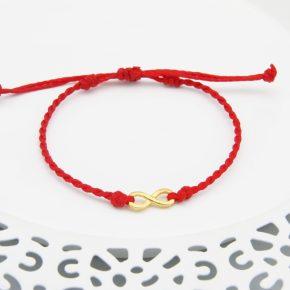 新款到貨-女生黃金手繩、黃金蠶絲蠟線手繩、黃金手鍊推薦