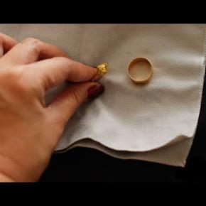 金飾的保養方法