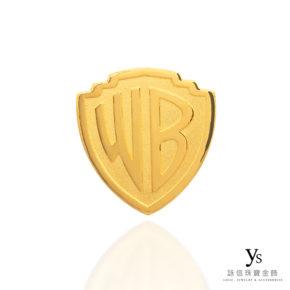 客製化金幣訂做-盾牌造型黃金金幣