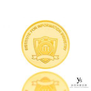 客製化金幣訂做-鏡面金幣