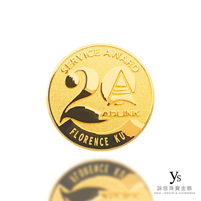 客製化金幣訂做-公司金幣訂製